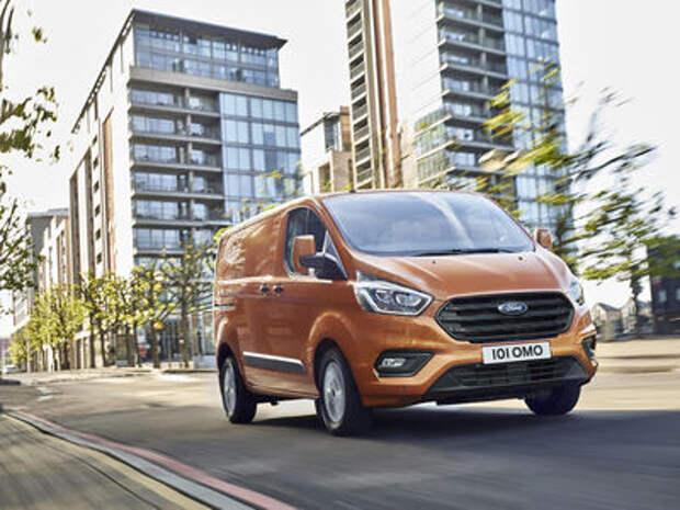 Ford показал обновленный «однотонник». Ждем в России