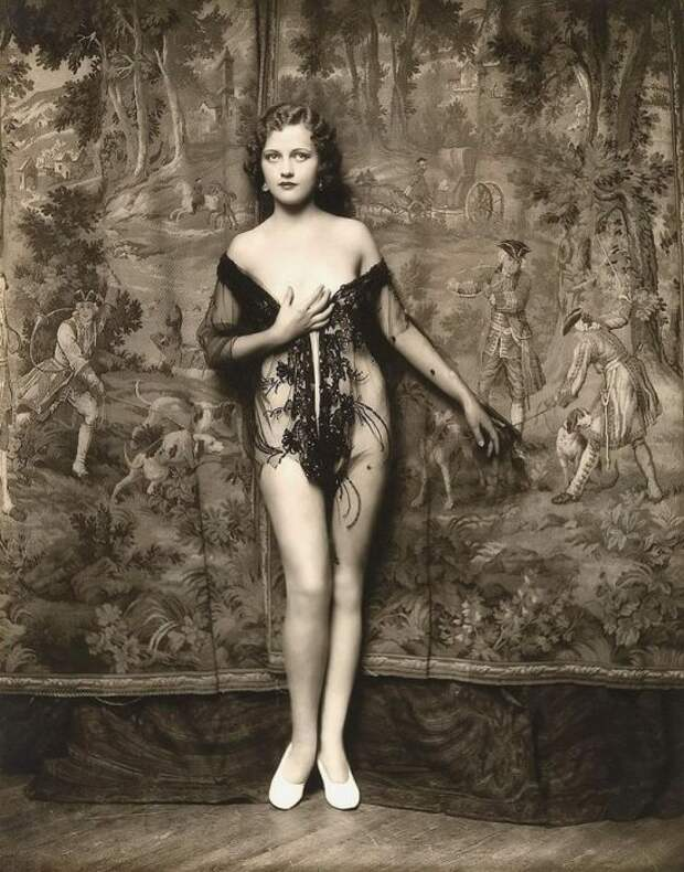 Энн Ли Паттерсон. Работы Альфреда Чейни Джонстона (Alfred Cheney Johnston).