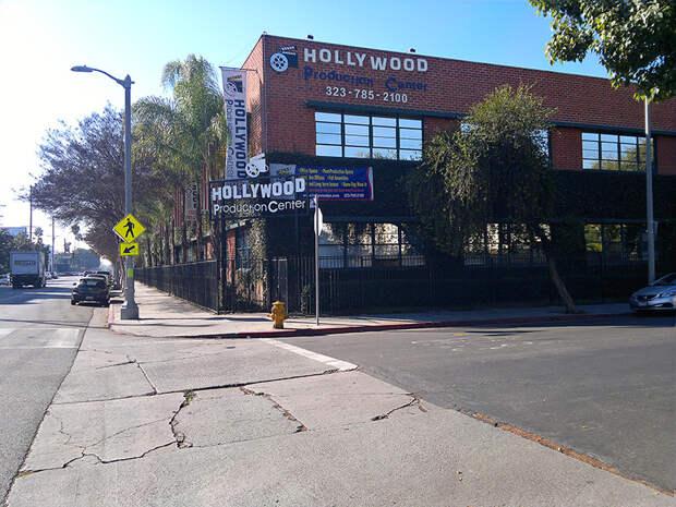 Ах да... Голливуд) америка, асфальт, дороги, лос-анджелес