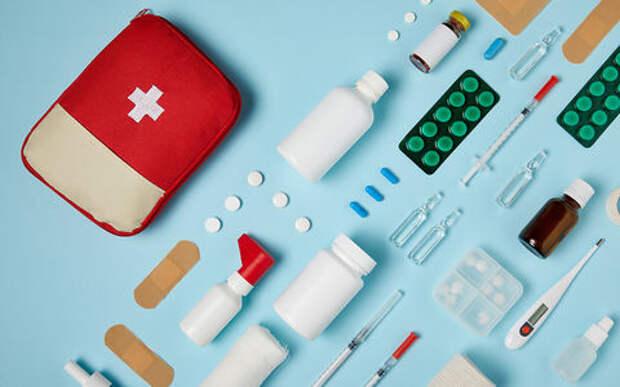 Что на самом деле должно лежать в каждой аптечке