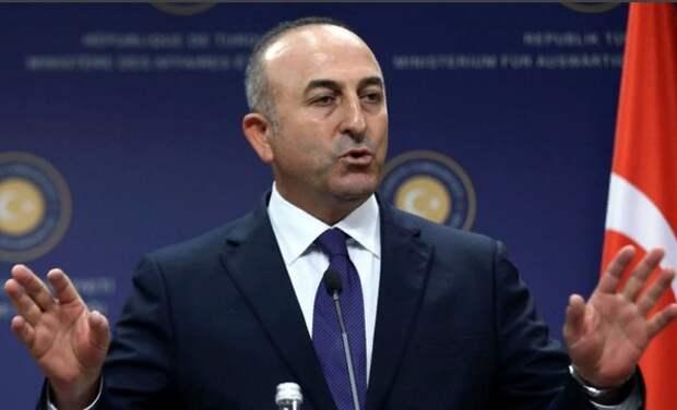 Глава МИД Турции заявил, что операция в Сирии ещё не окончена