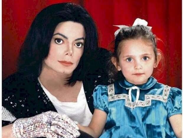 Дочь Майкла Джексона: тогда и сейчас