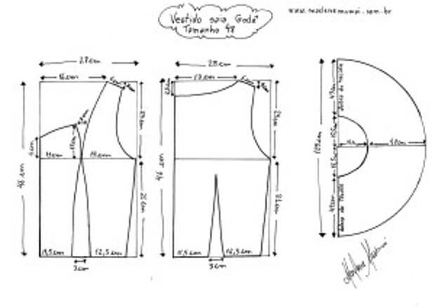 Годе юбка платье размер формы 48.
