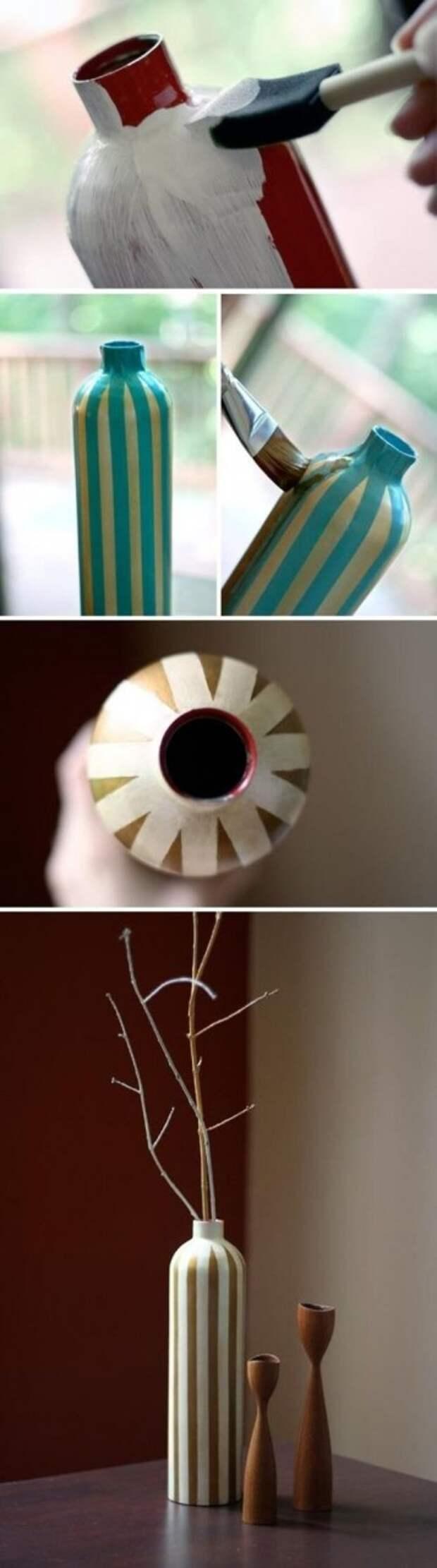 8. Про самые простые вещи тоже не стоит забывать - вазу, подставка для зонтов авто, идеи использования, огнетушитель, своими руками, фото