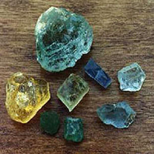 Магическая связь Камней с Рунами.