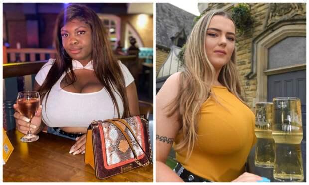 Камень на сердце: как женщины с большой грудью страдают в повседневной жизни