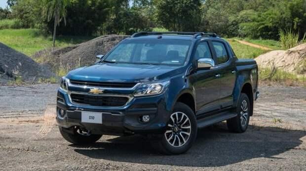 Chevrolet Colorado изменился по требованию концепта