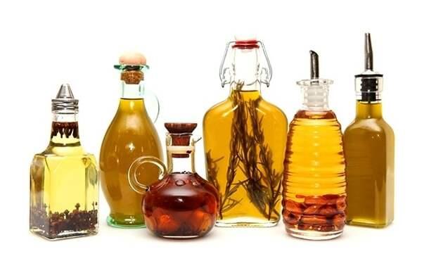 Разные базовые масла