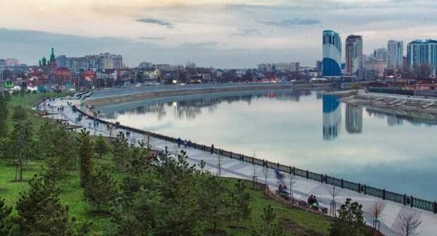 Работы на набережной Кубани в Краснодаре могут начаться в этом году