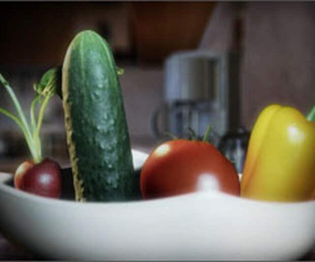 Предсмертная сказка для овощей в рекламе масла «Славный фермер»