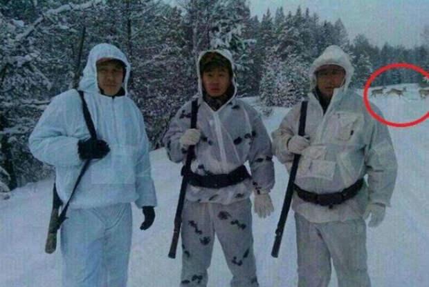 Особенности национальной охоты: забавные снимки о настоящих охотниках