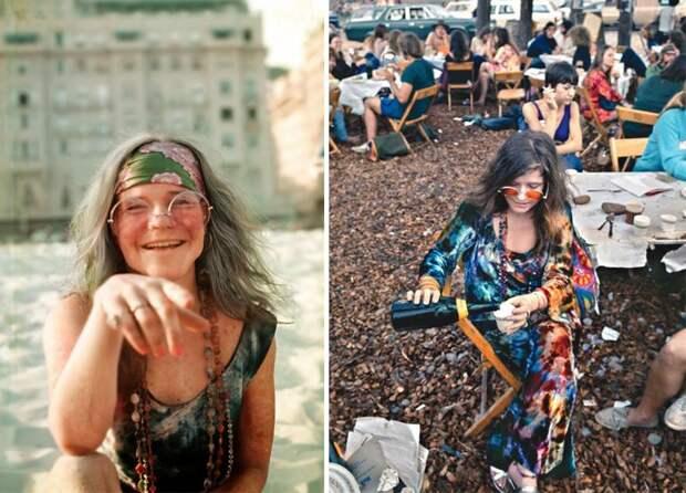 Роковые девушки фестиваля