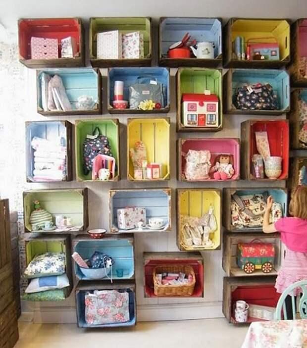 ящики для детской