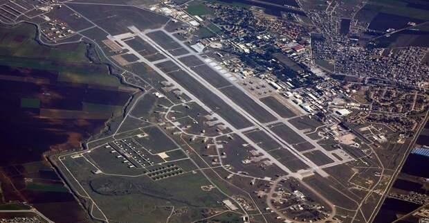 Дрон атаковал базу «Инджирлик» в Турции