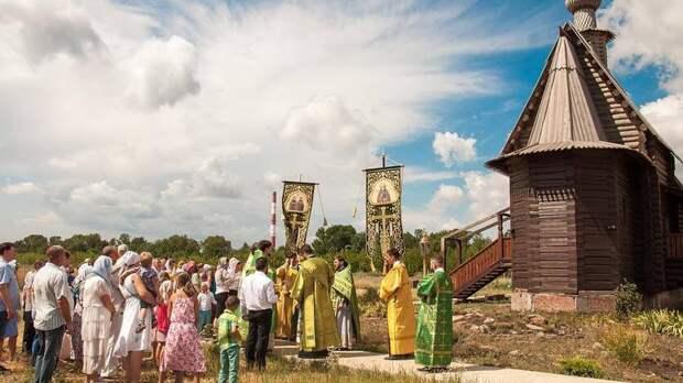 Религиозная организация хочет отсудить уРостова здание храма