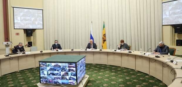 Правительство Пензенской области последовало в отставку за губернатором