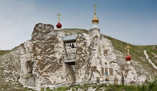 Костомаровский Спасский женский монастырь