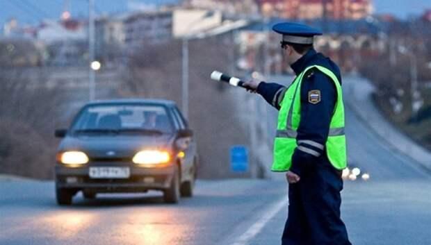 Нетрезвого автолюбителя из Подольска могут посадить за повторное нарушение ПДД