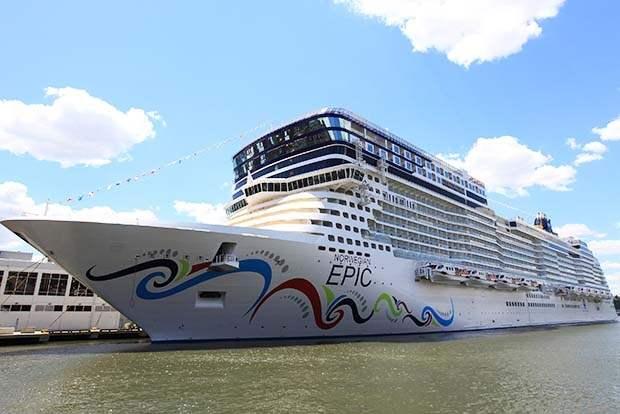 Морские гиганты: 10 самых больших круизных лайнеров мира