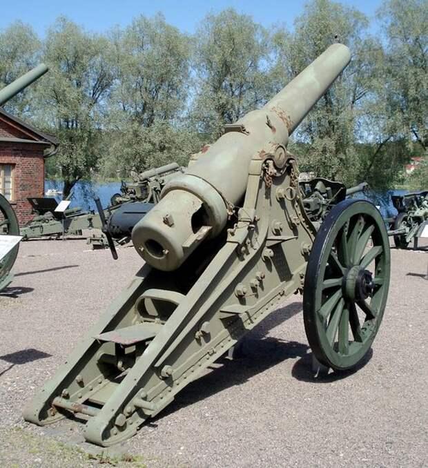 Под Москвой воевали пушки времен Русско-турецкой войны