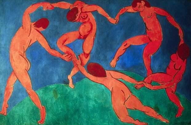 «Танец»: почему картина Анри Матисса доводила публику до белого каления