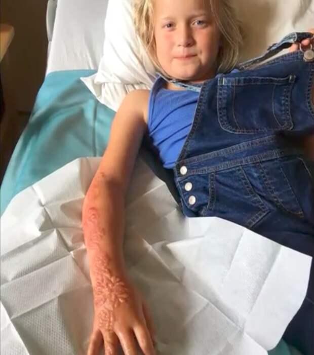 7-летняя девочка полетела с мамой в Египет. Вот чем для нее это закончилось