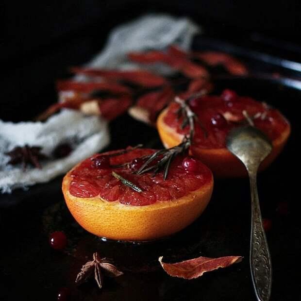 Прянный грейпфрут