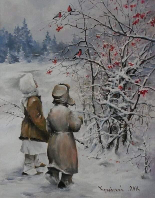 художник Владимир Краевский картины – 10