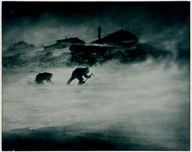 Первая Австралийская антарктическая экспедиция в фотографиях Фрэнка Хёрли 1911-1914 26