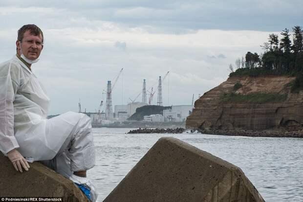 Зона отчуждения «Фукусима-1»