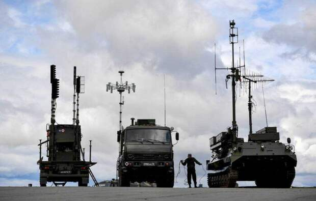ВСША объявили ополной победе надроссийскими средствами РЭБ