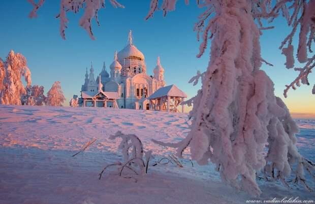 2. Белогорский монастырь, Пермский край. Фото: Вадим Балакин