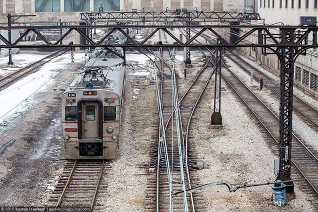 Транспорт в Большом Чикаго