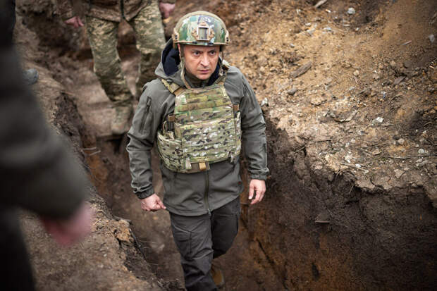 Зеленский допустил возможность полномасштабной войны с Россией