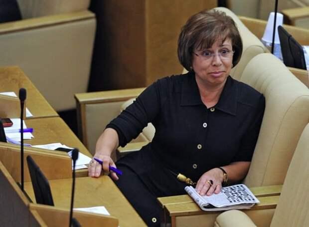 Ирина Роднина в Госдуме | Фото: sports.ru