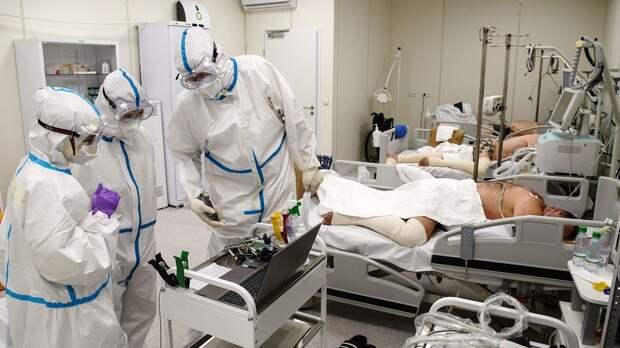 Новый антирекорд: 317 человек в России за сутки умерли от коронавируса