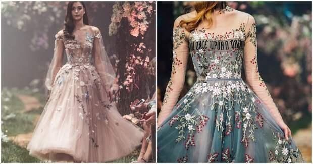 Ослепительная коллекция платьев австралийского кутюрье