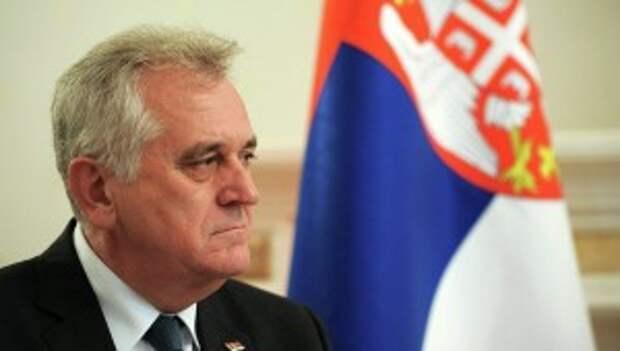 Сербия поддержит антироссийские санкции