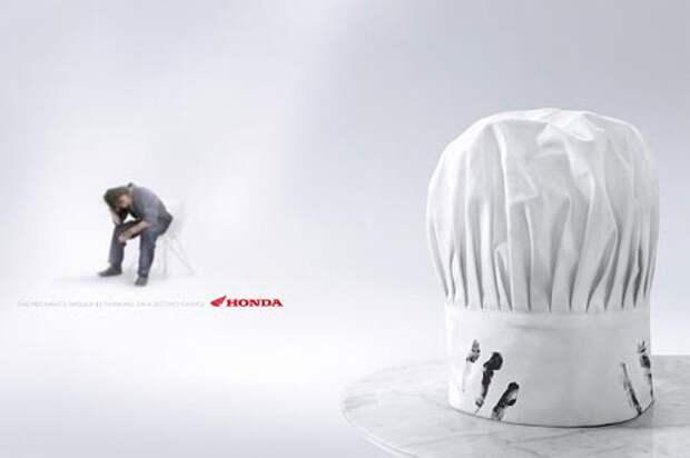 О тяжелой личной жизни механиков Honda