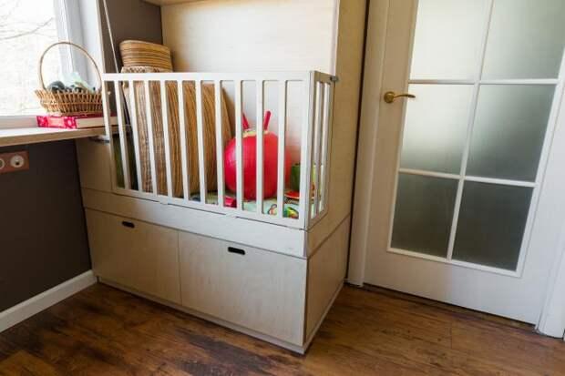 Нестандартная мебель для гостиной, мебель из фанеры
