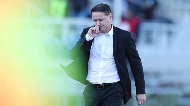 Аленичев: «Сложно сказать, почему выбор ЦСКА при выборе нового главного тренера пал на Олича»