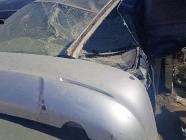 Житель Читы после пьянки угнал у друга иномарку и попал в ДТП