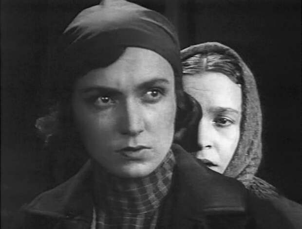 Кадр из фильма *Дом на Трубной*, 1928 | Фото: kino-teatr.ru