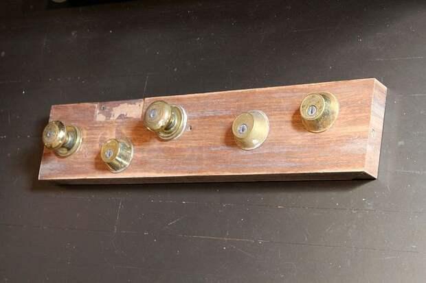 Ключница - вешалка своими руками (Diy)
