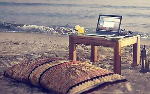 Ищем лучшие идеи для летнего рабочего места