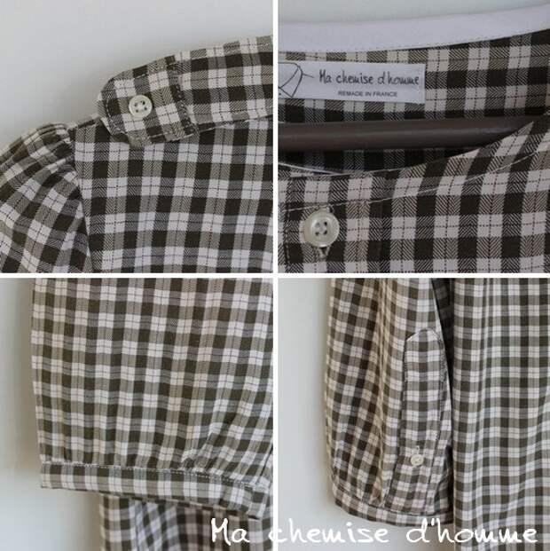 Классные идеи по переделки рубашек: большая подборка моделей