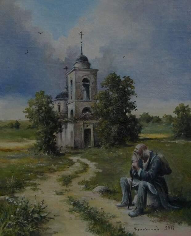 художник Владимир Краевский картины – 28