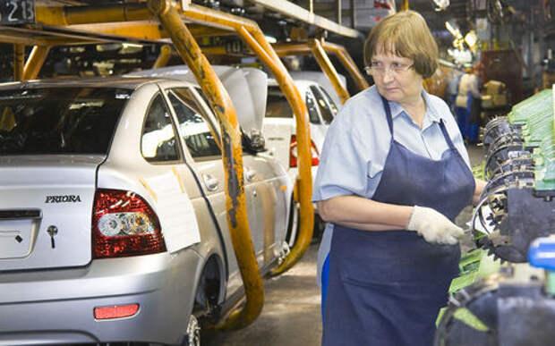 Автоваз продлил разрешение на производство Лады Приоры