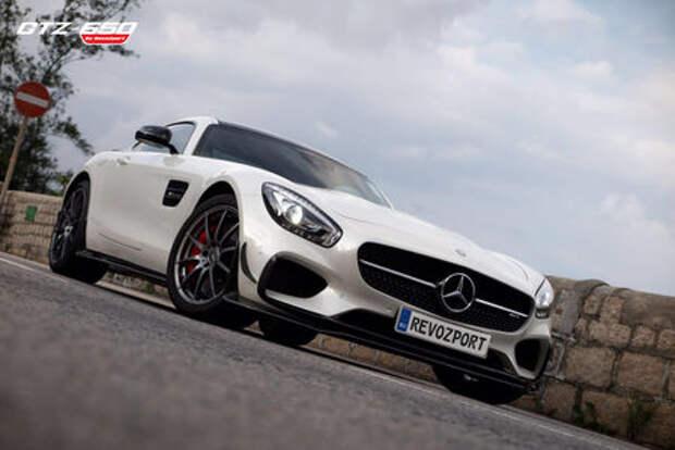 Mercedes-AMG «на курсе»: кто сказал GT R?