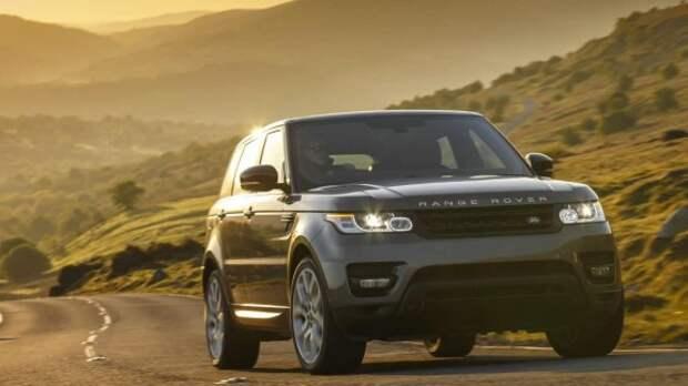 Представлены обновленные Range Rover и Range Rover Sport